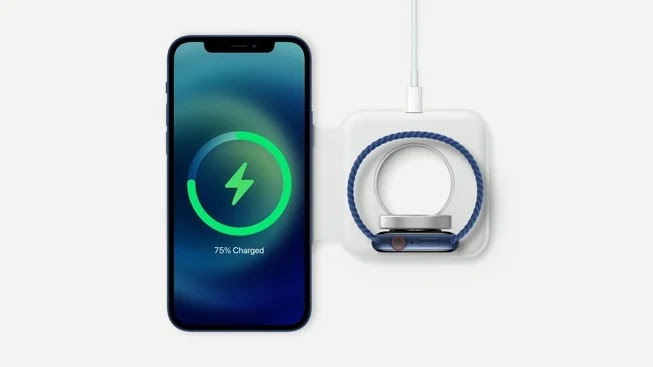 iPhone 12 support reverse wireless charging
