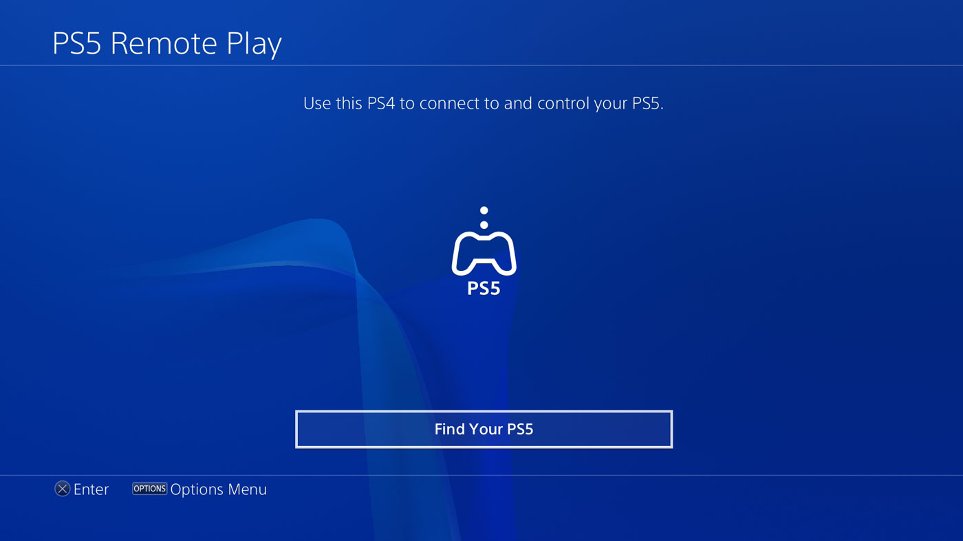 Sony is releasing the PS5 Remote Play app within the PlayStation 4