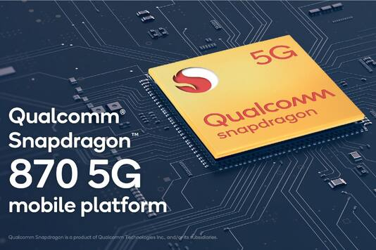 Qualcomm Snapdragon 870 5G SoC