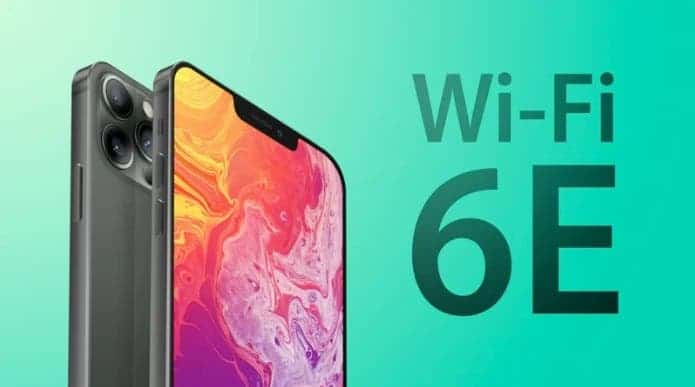 iPhone 13 will have Wi-Fi 6E support